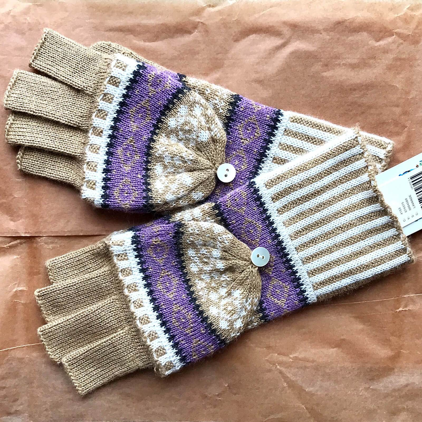 Holiday Gift Guide For The Stylish Gal by Modnitsa Styling Gloves