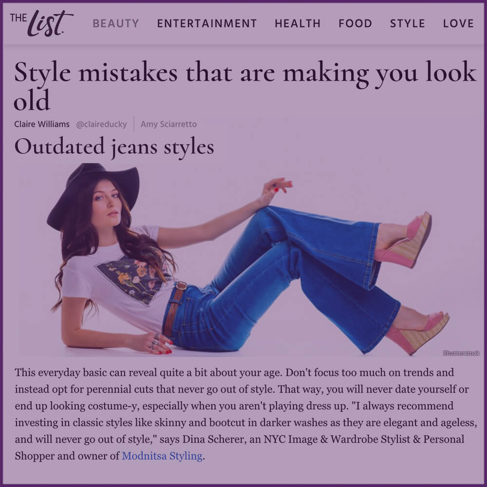 The List Article Style Mistakes That Are Making You Look Old September 12 2017