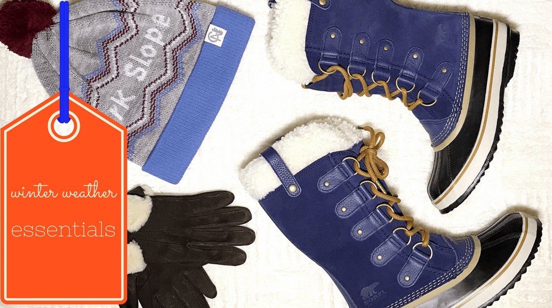 Winter Weather Essentials Guide by Modnitsa Styling