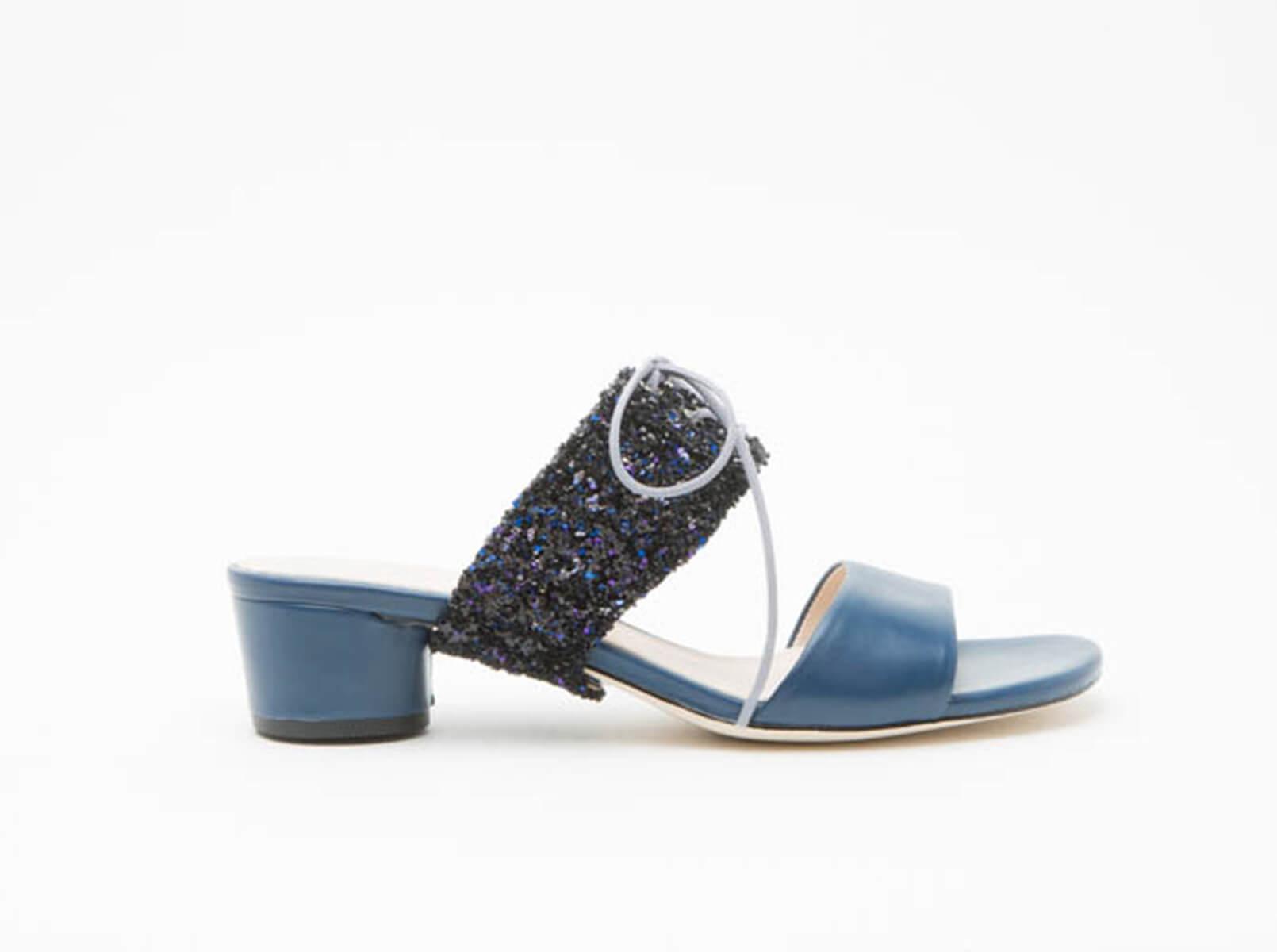 alterre tilda dark crystal evening sky sandal