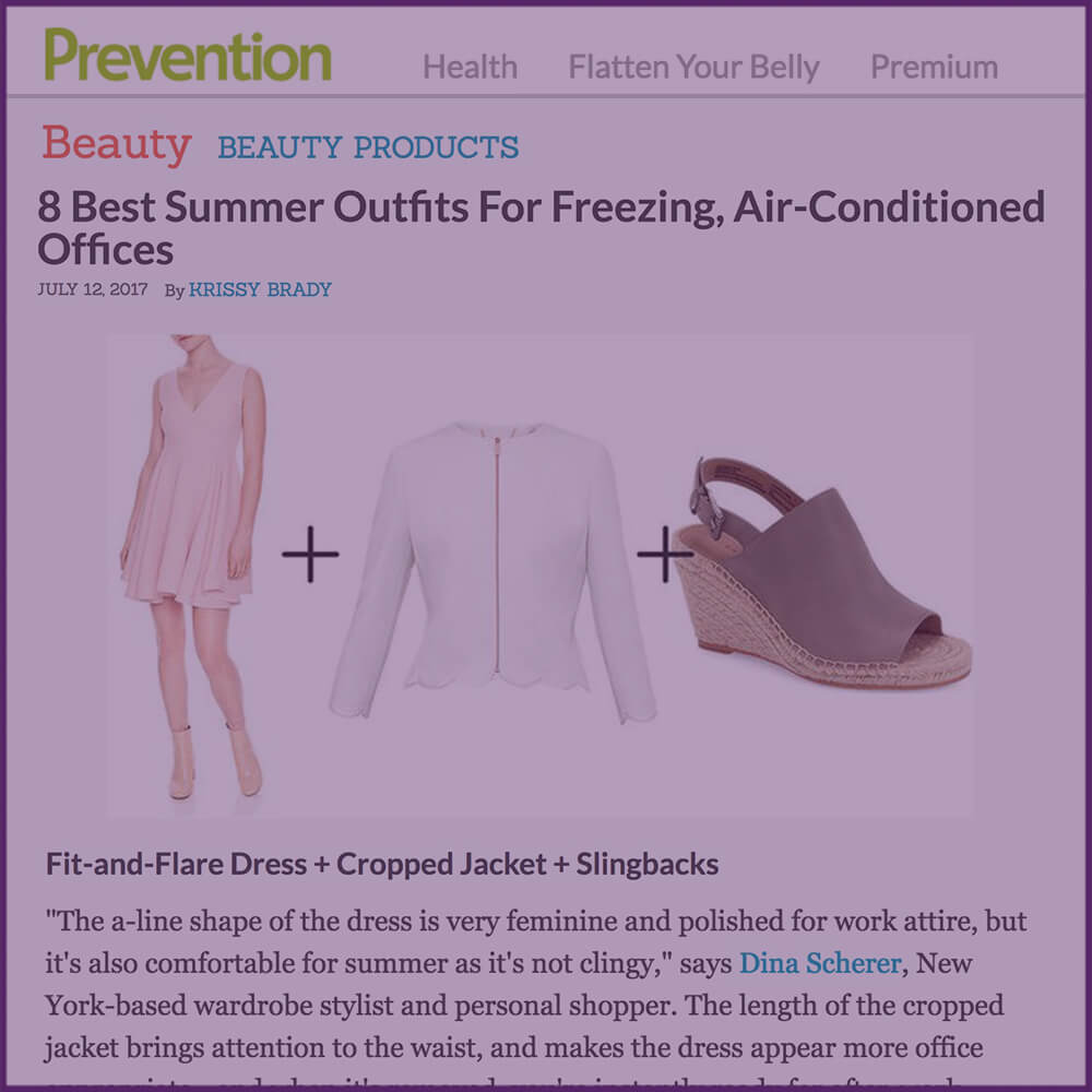 Prevention Article 8 Best Summer Outfits For Freezing Air Conditioned Offices Still In Style July 12 2017