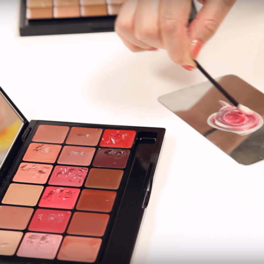 Makeup Lesson and Shopping with Modnitsa Styling