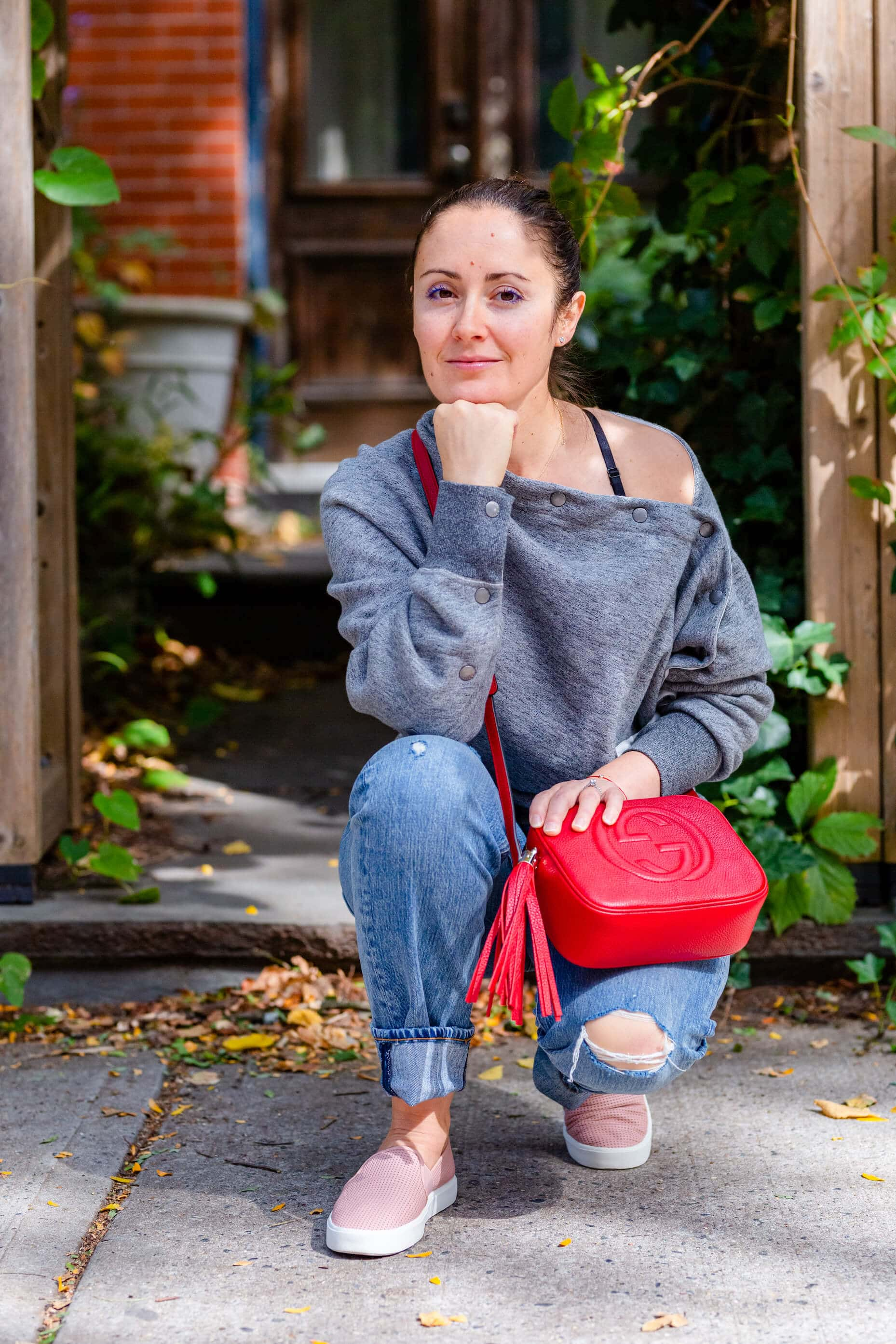 Rag and Bone Jeans and Sweater Look by Modnitsa Styling